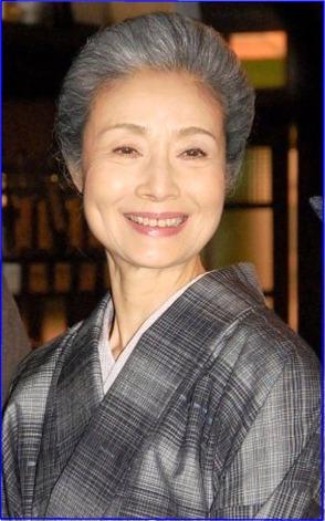 寺島しのぶの母 富司純子(ふじすみこ) 藤 純子(ふじ じゅんこ)